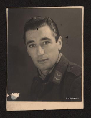Photograph of P Troglio