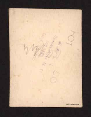 Reverse of a photograph No. 2
