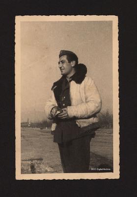 Photograph of Paolo Troglio.
