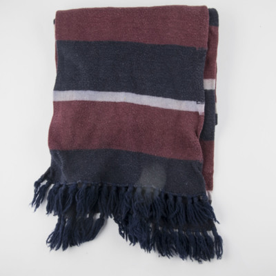 Malcolm Staves' scarf