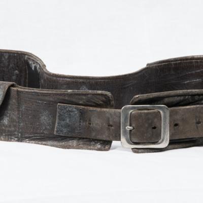 Malcolm Staves' Money Belt