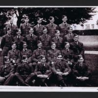 22 servicemen in uniform