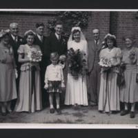 Basil Ambrose's wedding