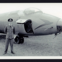 Donald Briggs and Canberra