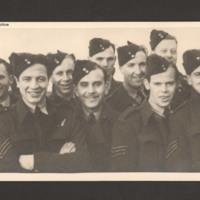 Nine airmen