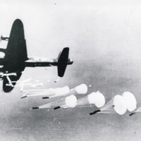 Stirling dropping containers