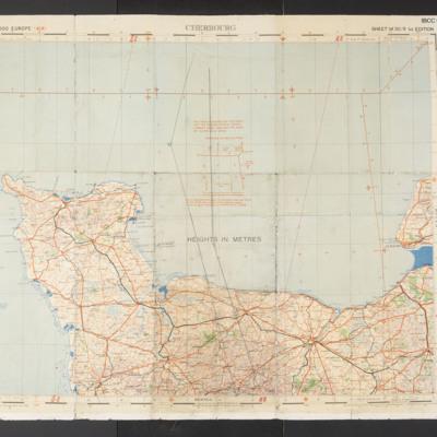 Cherbourg Chart