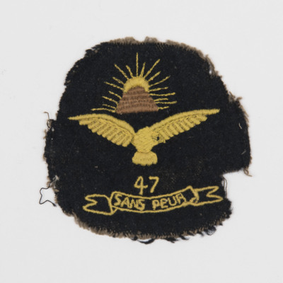 47 Squadron unofficial badge