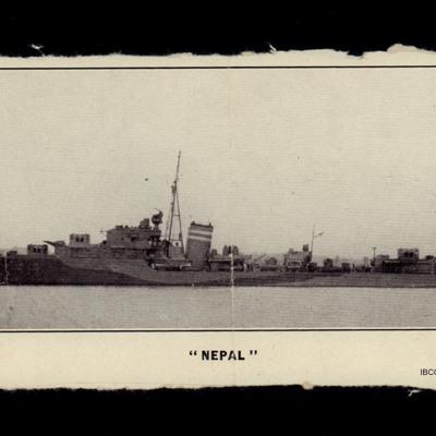 HMS Nepal