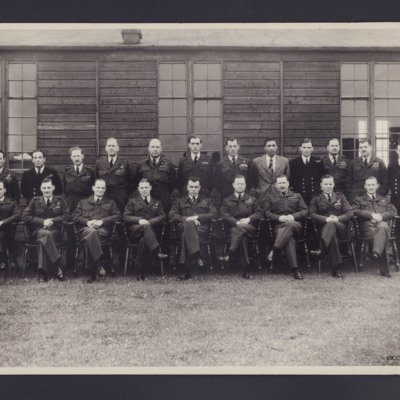 17 airmen, three naval officers and one civilian