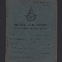 John Tait's service and release book