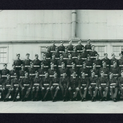53 trainee airmen, and two instructors