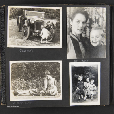 Babington-Browne Family Photographs