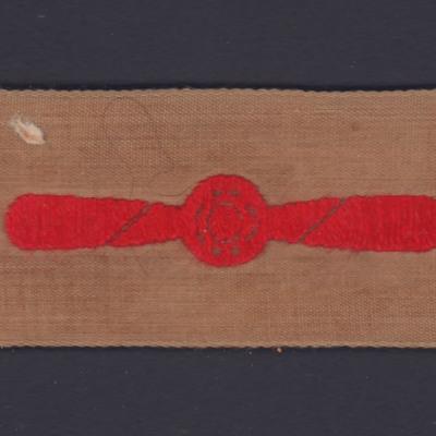 Leading Aircraftman Sleeve Badge
