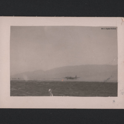 Wellington taking off