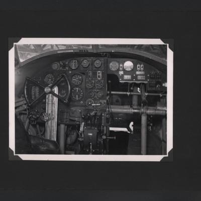 Avro Anson Cockpit