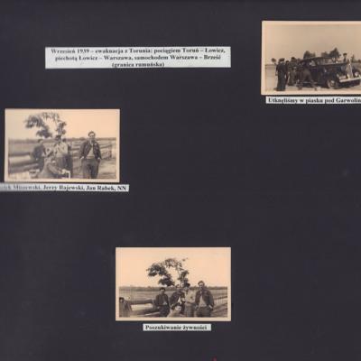 Wrzesień 1939 - ewakuacja z Torunia