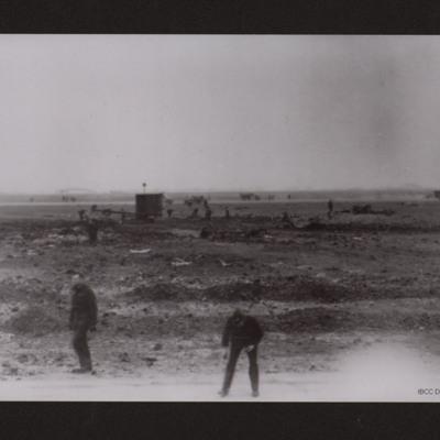 Airfield scene