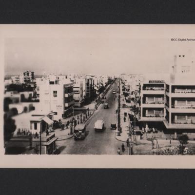 Ben Jehuda Road
