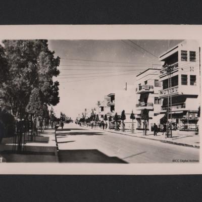 Dizengoff Street