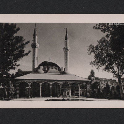 Mosque Tekieh, Damascus