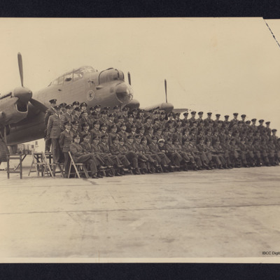 Airmen Group and Lancaster
