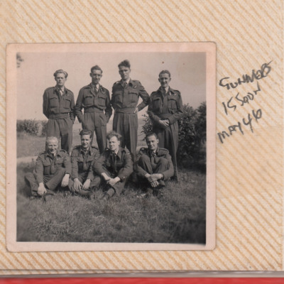 15 Squadron air gunners