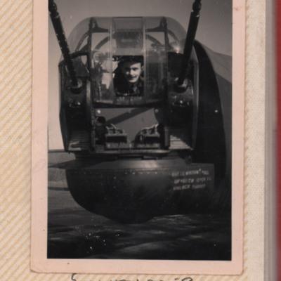 15 Squadron Gunnery Leader
