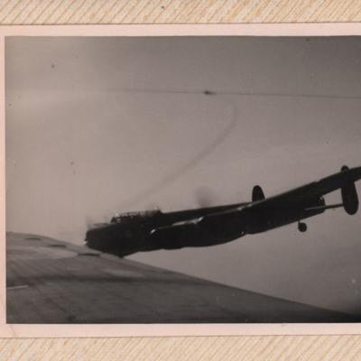 Lancaster Formation Flying