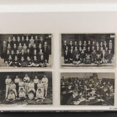 Salford Grammar School Photographs