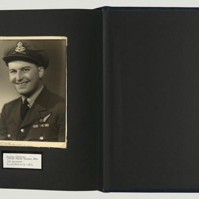 Flying Officer Arthur Thomas DFM