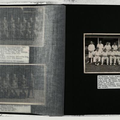 Bomber Command Cricket Champions 1947
