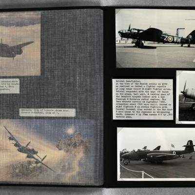 Blenheim, Beaufighter and Meteor