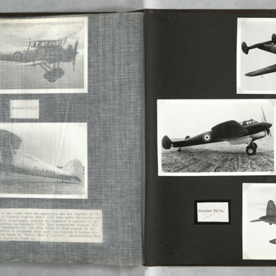 Gloster F9/37 and F5/34