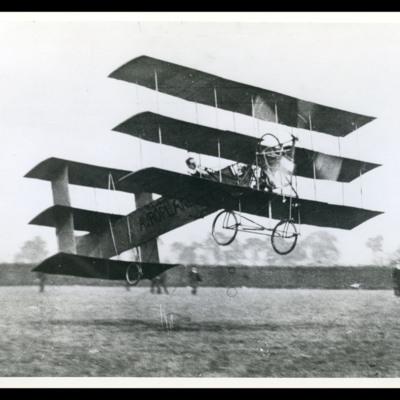 Roe 1 Triplane
