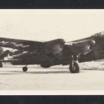 Lancaster 'LM744'