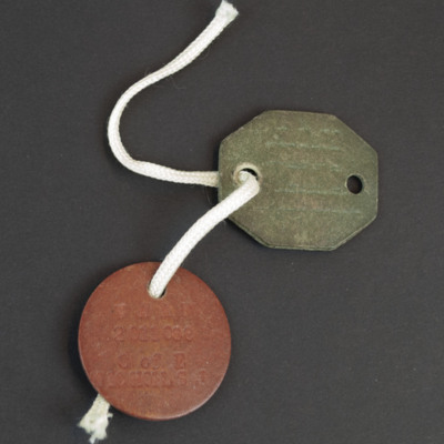 Set of identity disks