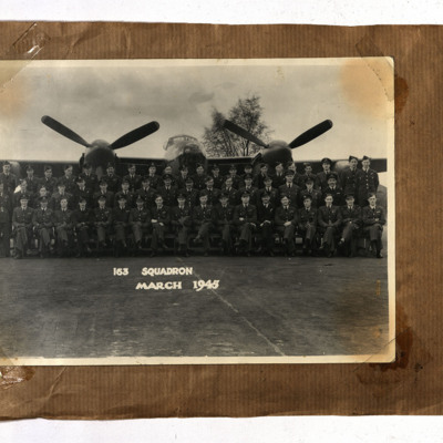 163 Squadron March 1945