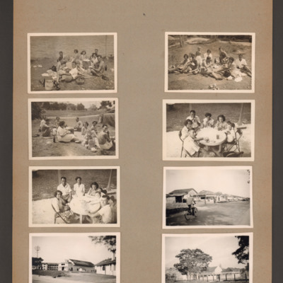 Family picnics, Singapore