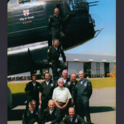 Daniel Phillips and the Battle of Britain Memorial Flight<br /><br />