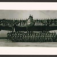 Group portrait with a Lancaster