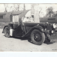 1934 Singer Lemans