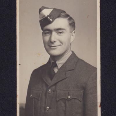 Philip Batty aircrew trainee