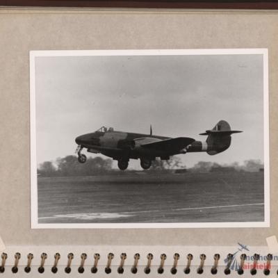 Meteor Landing