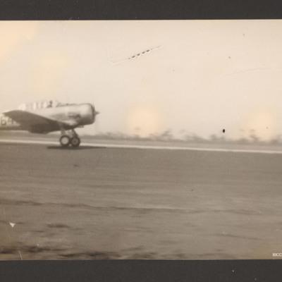 Harvard landing