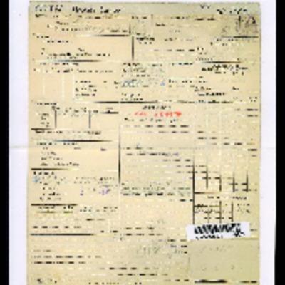 Herbert O'Hara RAF personnel record