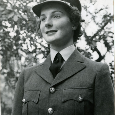 Women's Royal Air Force officer