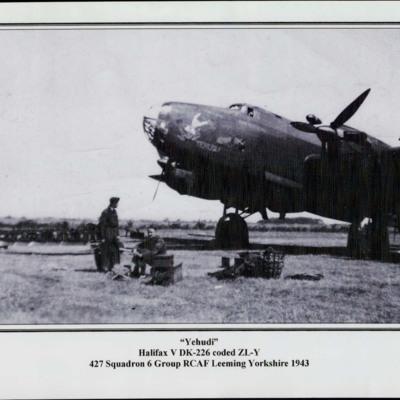 Airmen and Yehudi Halifax