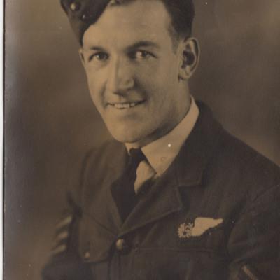 Sergeant Ernest Cutts