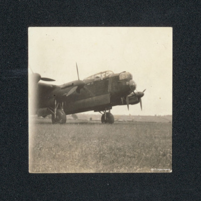 Lancaster G-George